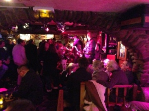 Club de jazz 5 rues
