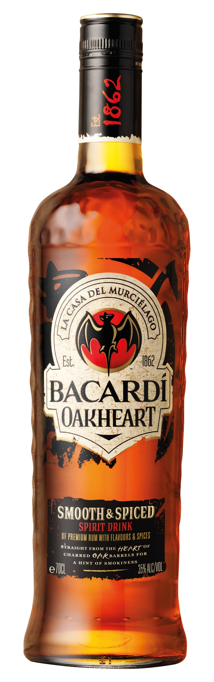 Cocktails with bacardi oakheart that girl 39 s got for What goes good with spiced rum