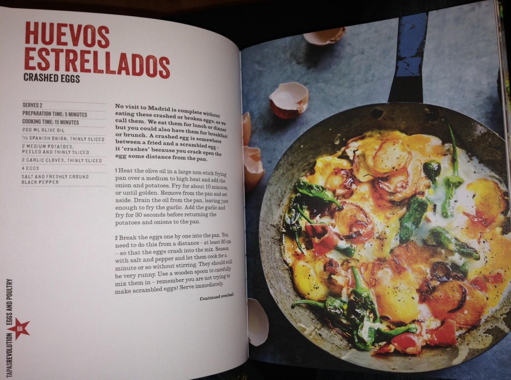 Tapas Revolution the cookbook – That Girl s Got…