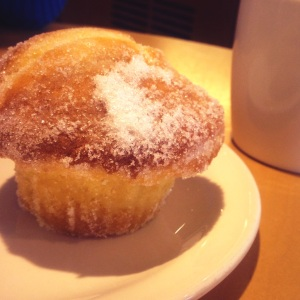 The Starbucks Duffin