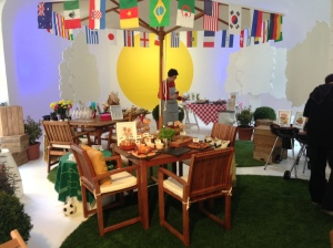 World Cup area