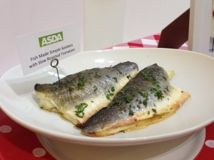 Fish Made Simple Seabass Fillet with Sundried Tomatoes