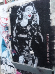 madonna street art