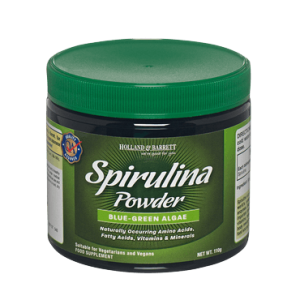 Holland and Barrett Spirulina Powder