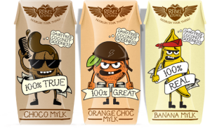 Rebel Kitchen Kids Drinks
