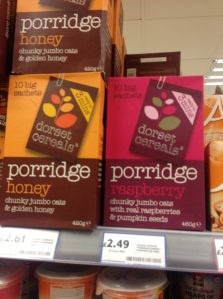 Dorset Cereals Porridge
