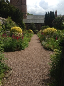 Dunster Church Garden