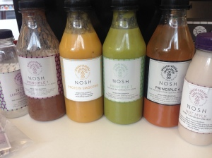 Nosh Detox Juice Fast - Day One