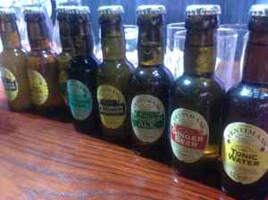 Fentimans Mixer Range
