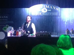 Kieron introduces the Fentimans brand