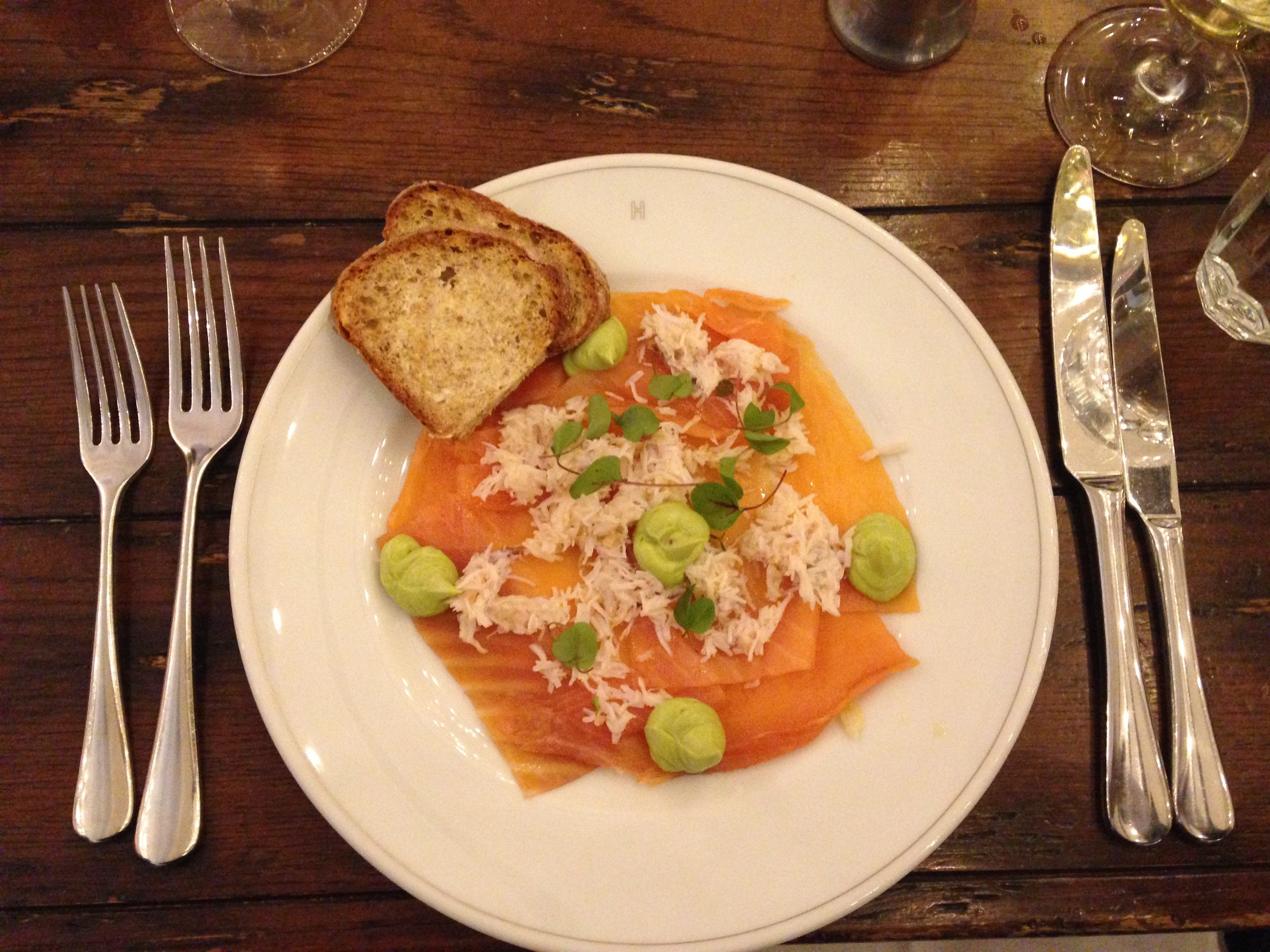 holborn dining rooms, london – that girl's got…